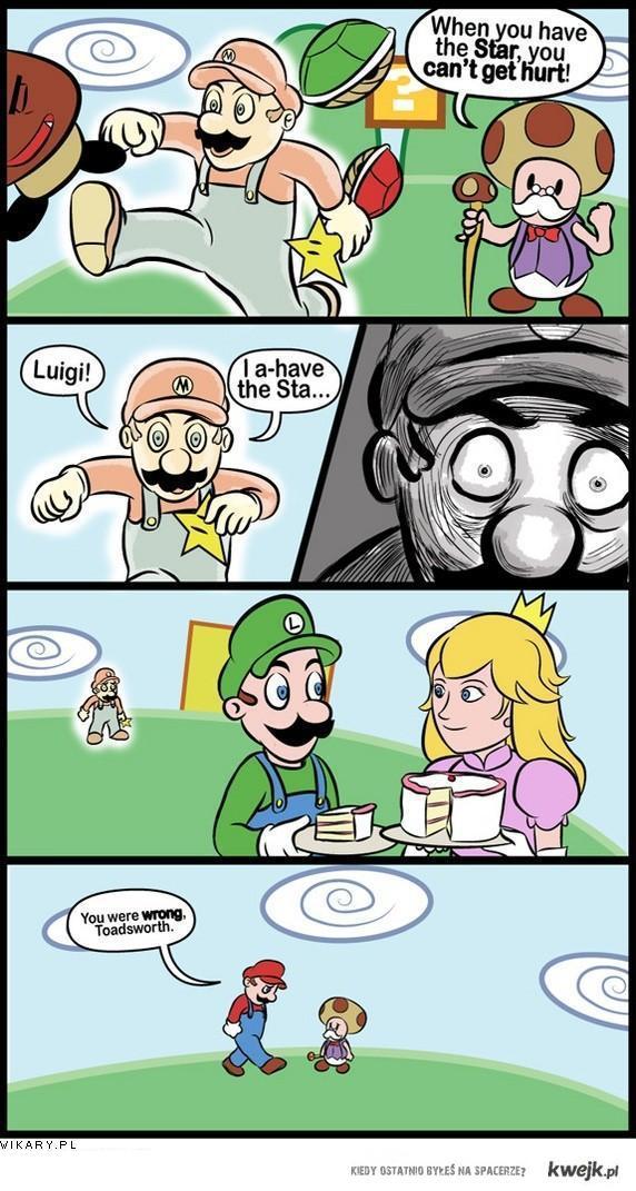 Mario gwiazdka
