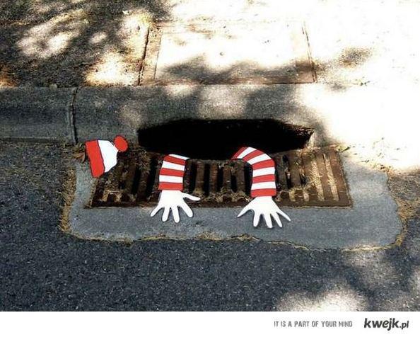 Gdzie jest Wally??????