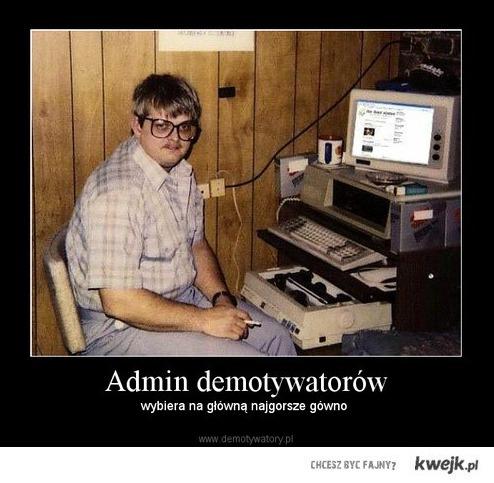 admin demotów