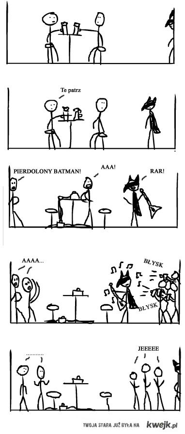 Batman w CK Browarze