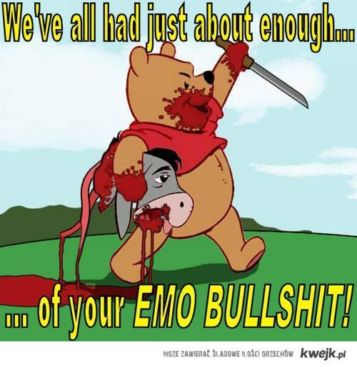 Emo bullshit