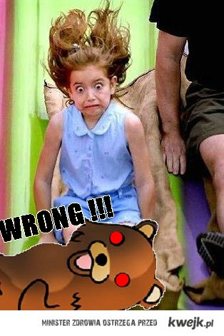 wrong,bear