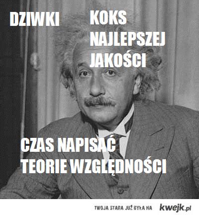 Albert Einstein teoria