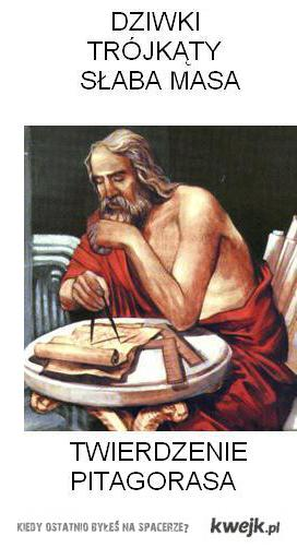 Pitagoras twierdzenie