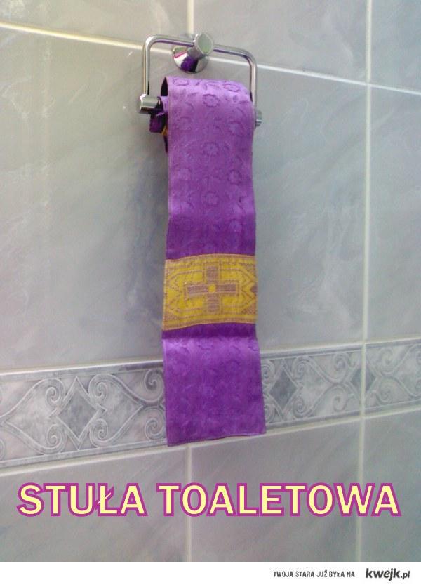 Stuła toaletowa