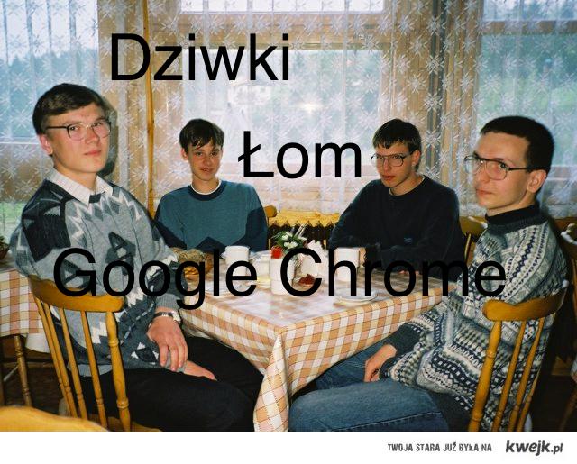 Dziwki Łom Google Chrome