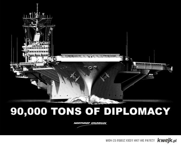 90000 tons of diplomacy