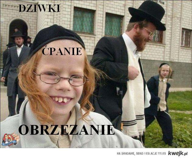 żydo wiersz