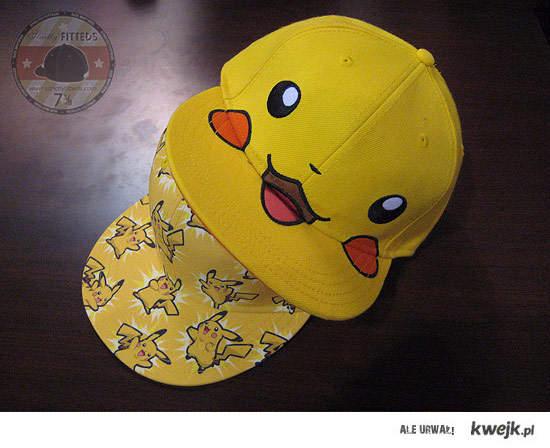 pikachu cap <3