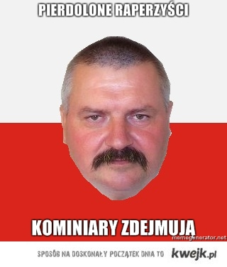 polak kominiary