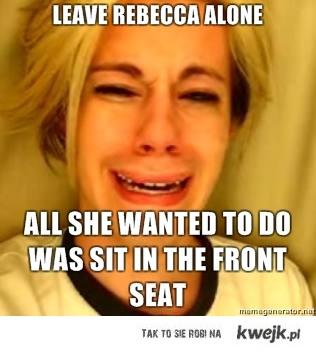 Leave Rebecca Black Alone