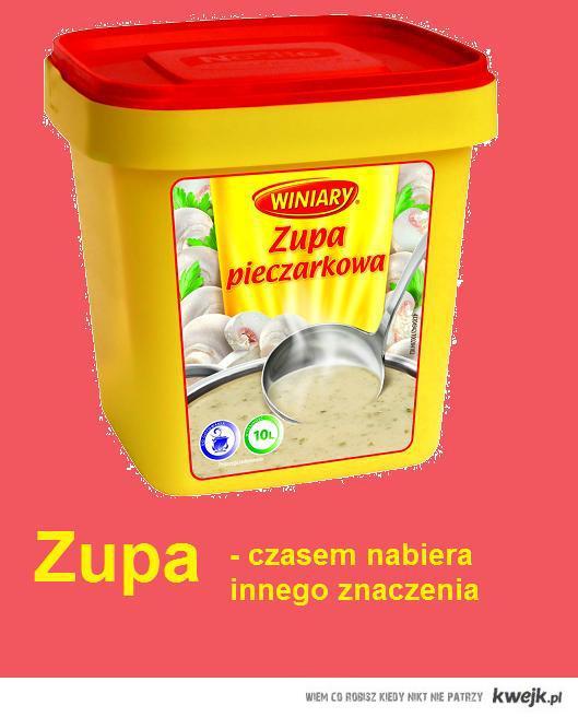 zupa - inna niż wszystkie
