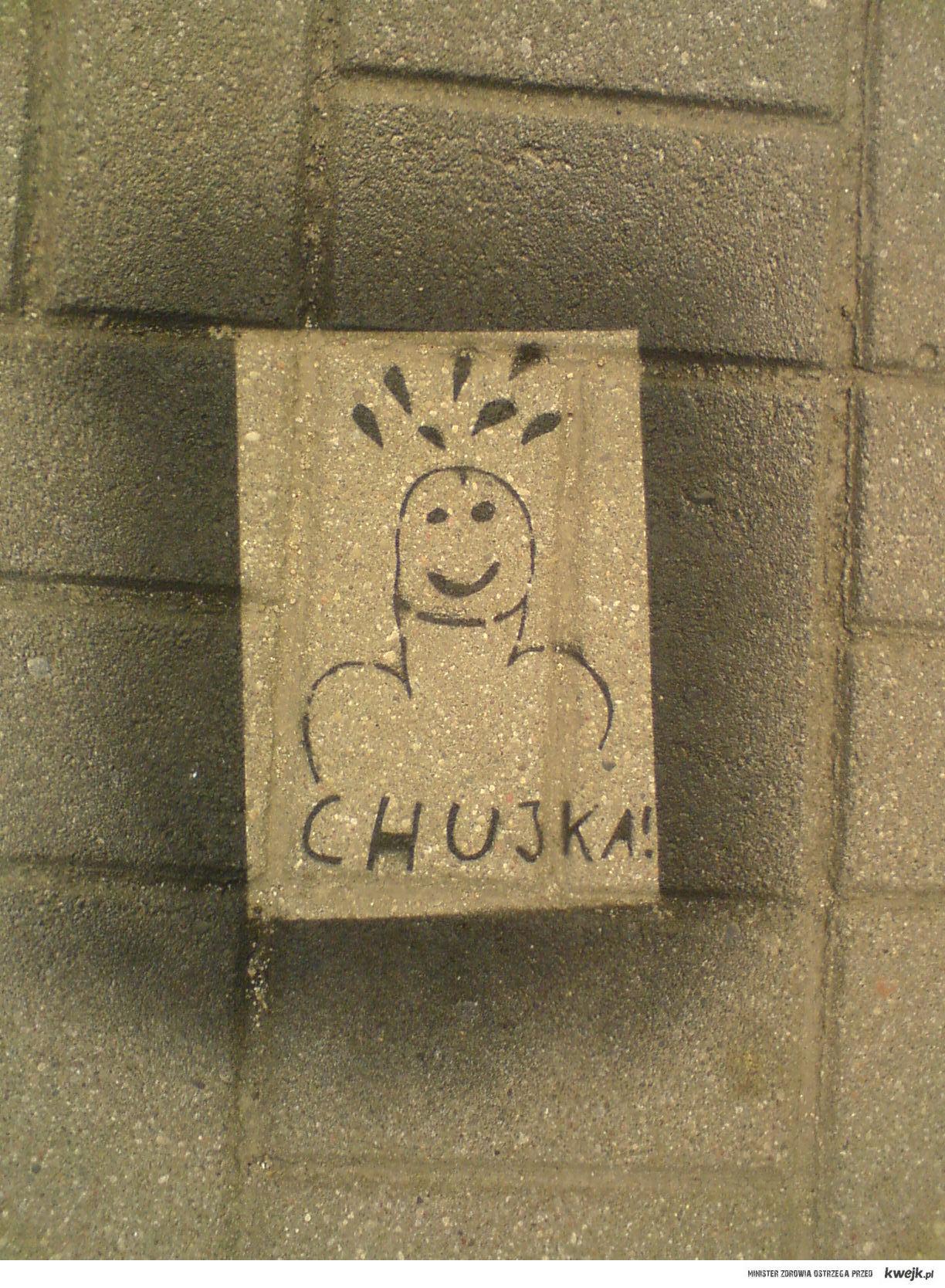 chujka!