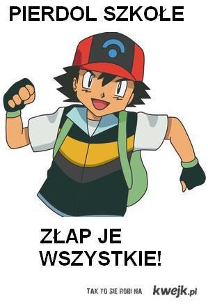 Zostań trenerem Pokemon!