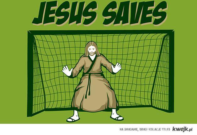 Jezus Saves!