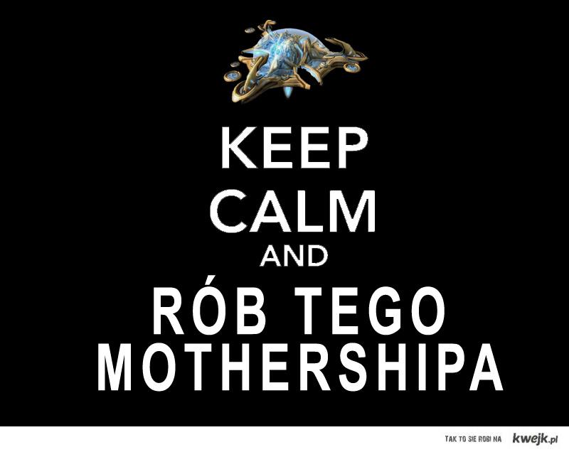 Keep Calm Protos!