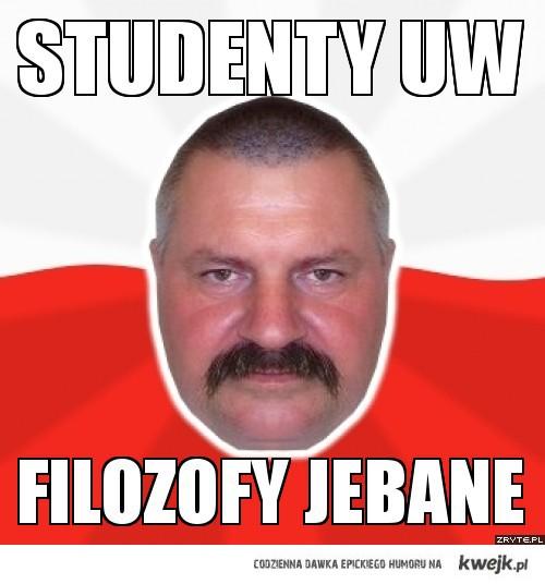 o uczelni