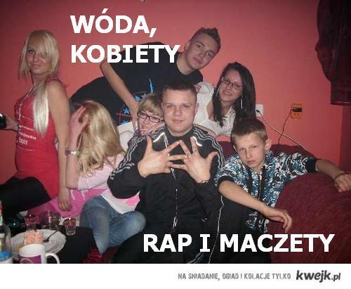 rap i maczety