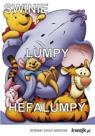 Hefalumpy