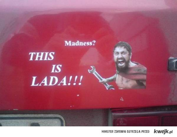 THIS IS LADA!