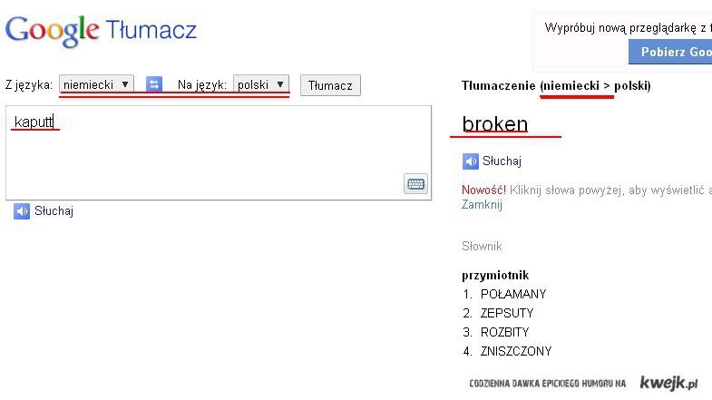 Wujek google <3