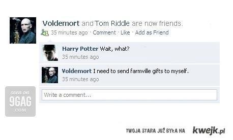 Voldemort i jego uzależnienie