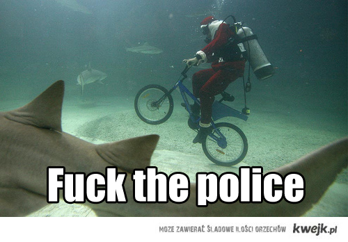 Fock the police