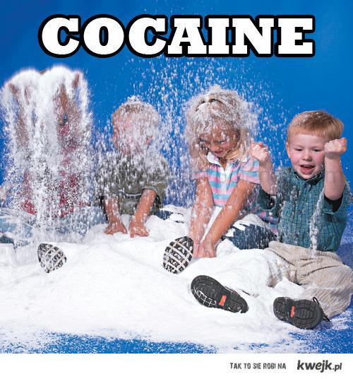cocaine kids