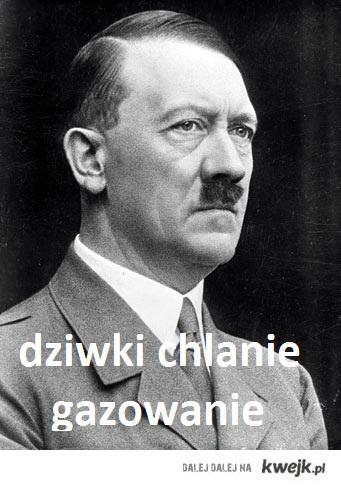 hitler GAZOWNIA