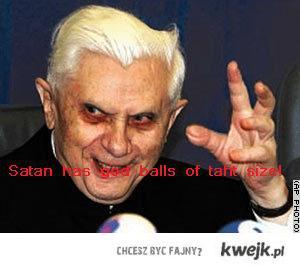 Satan's balls