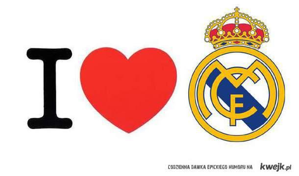 I <3 Real Madrid