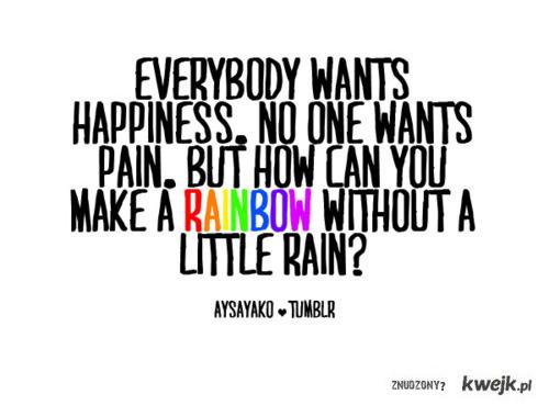 little rain
