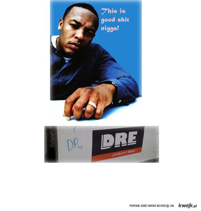 Dr. Dre jest wszędzie