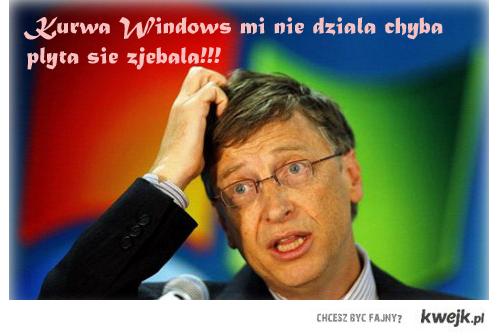 Windows Billa Gatesa