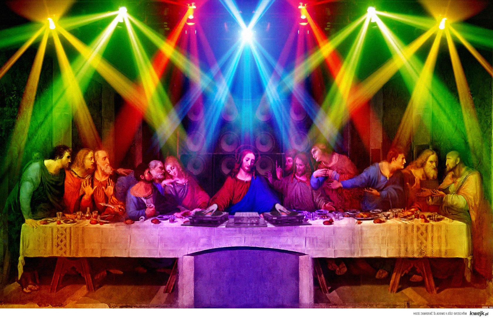 Impreza u Jezusa
