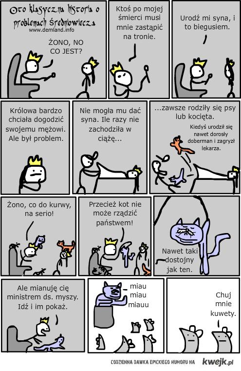 demland i minister ds myszy