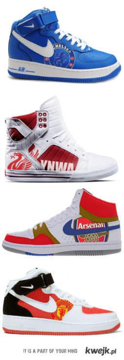 klubowe buty