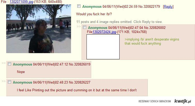 Desperate virginD:
