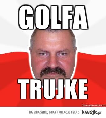 golfa trujke