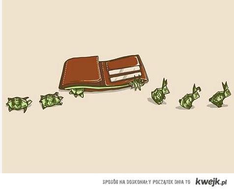 prawda o pieniądzach