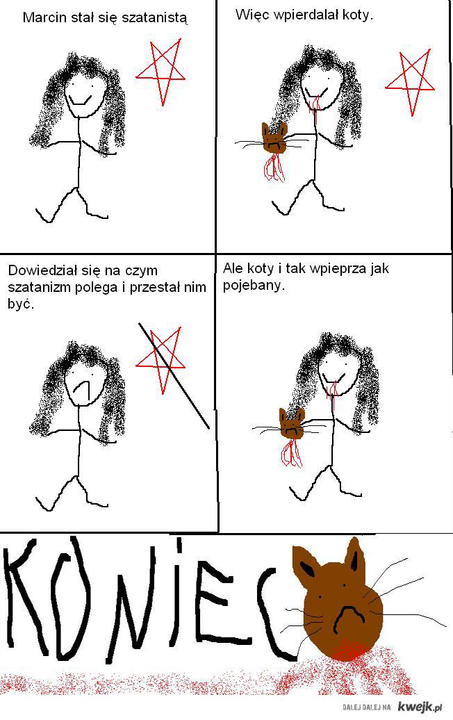 Szatanizm