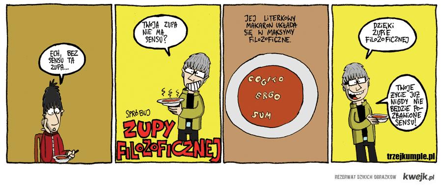 Zupa filozoficzna