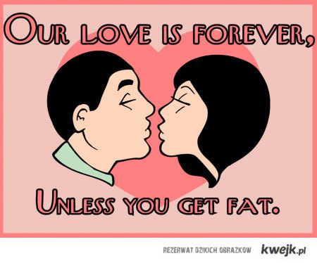Our love is forever