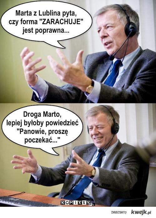 Profesor Miodek