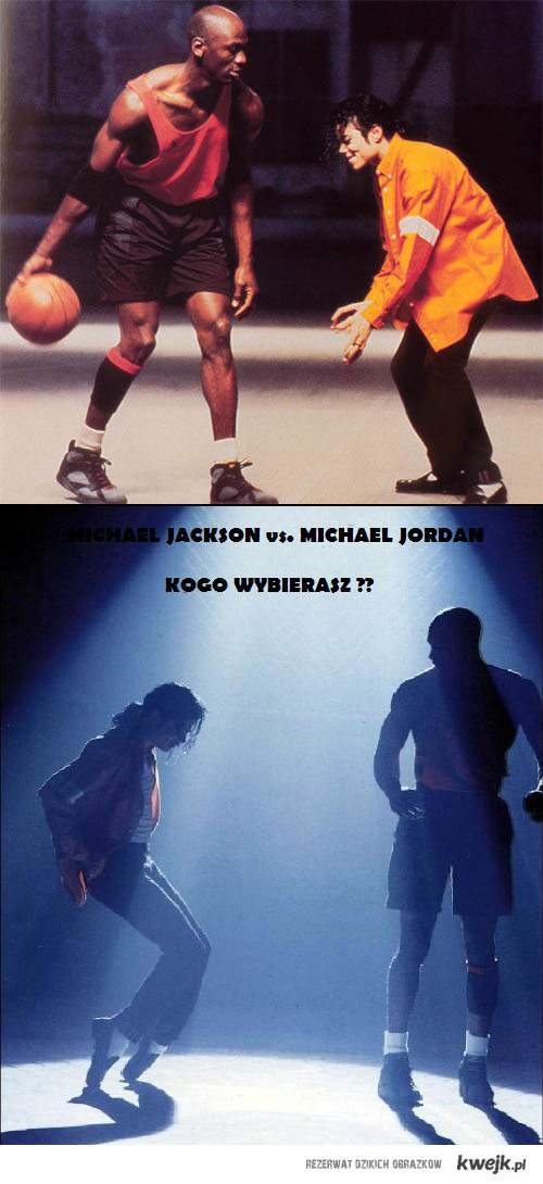 michael jackson vs. michael jordan