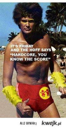 Hoff says