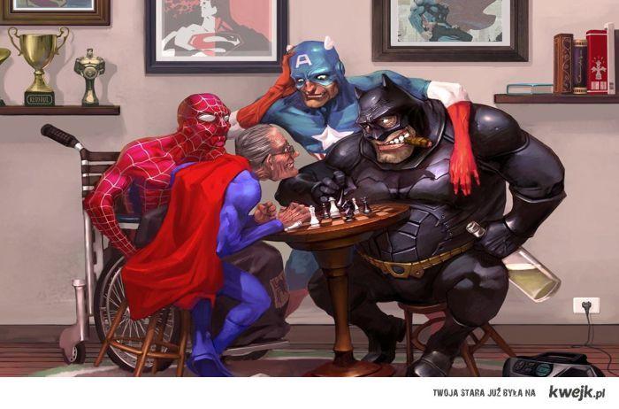Old Heroes