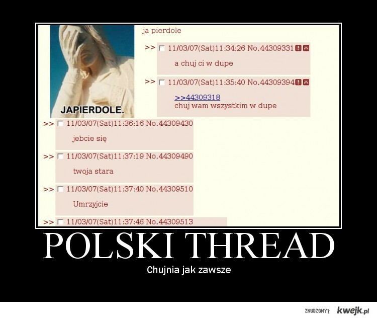 polski thread