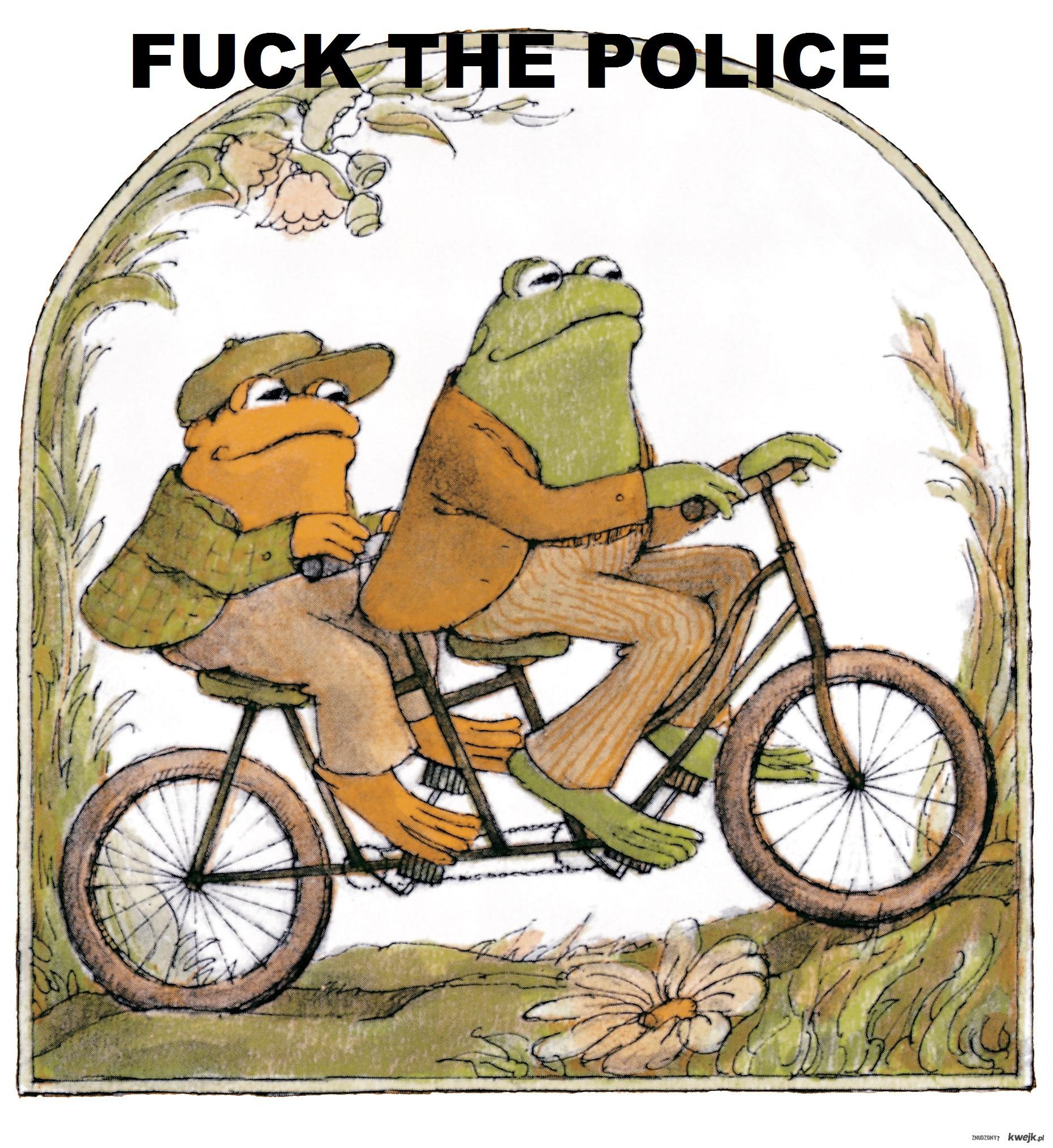 fcuk the police