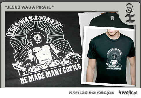 Jesus is a Pirate